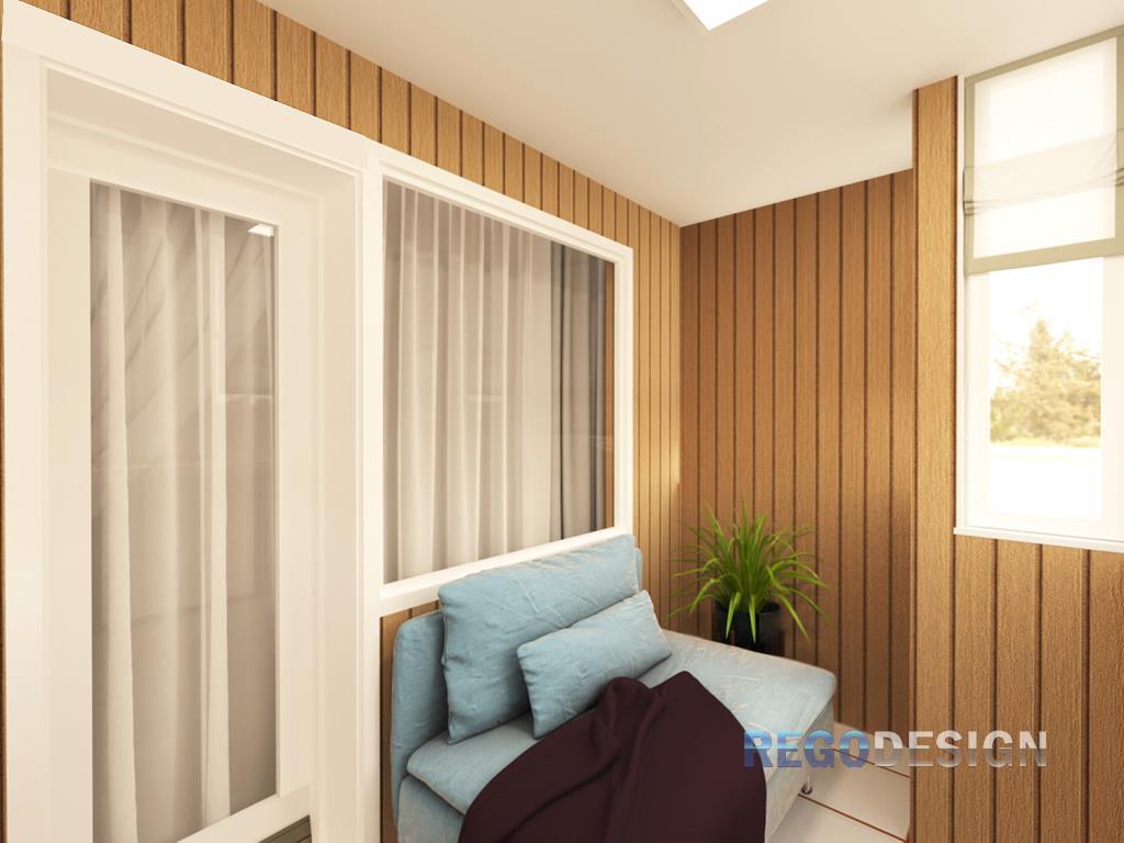 Дизайн интерьера балкона - дизайн проекты в москве, дизайн и.