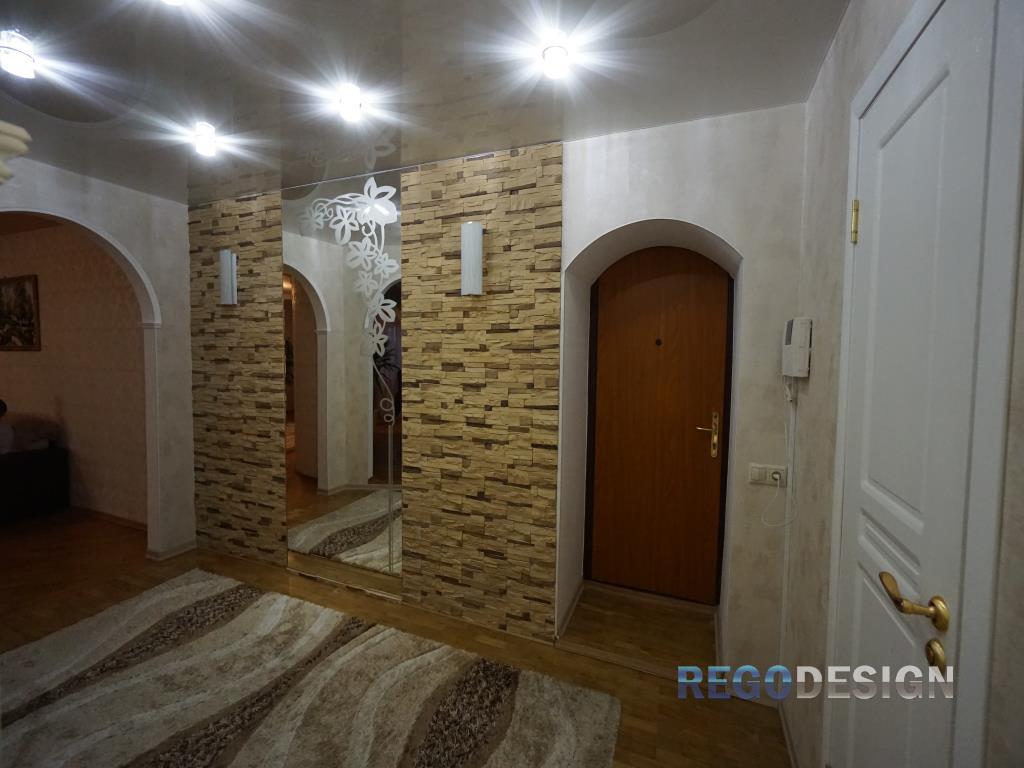 Ремонт квартиры 42 квм 1комн под ключ Москобл